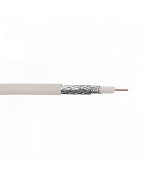 CABLE COAXIAL PVC BLANCO...