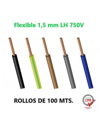 CABLE FLEXIBLE 1.5MM L.H....