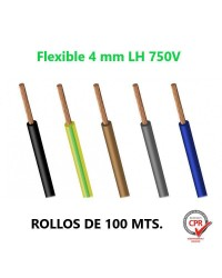 CABLE FLEXIBLE 4MM L.H....
