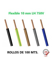 CABLE FLEXIBLE 10MM L.H....
