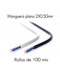 MANGUERA PLANA 2X0.5...