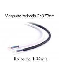 MANGUERA 2X0.75 H03VVH2-F...