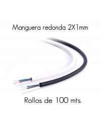 MANGUERA 2X1 H05VVH2-F...
