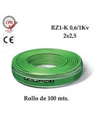RZ1-K (AS) MANGUERA 2X2,5