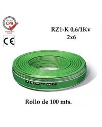 RZ1-K (AS) MANGUERA 2X6