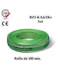 RZ1-K (AS) MANGUERA 3X4