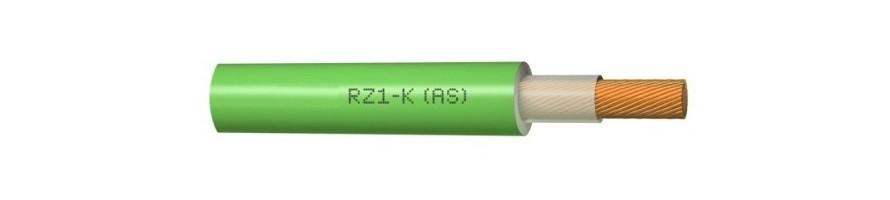 Unipolares RZ1-K 1Kv