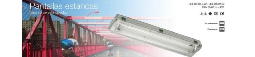 Pant. estancas LED